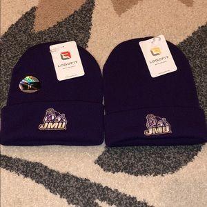 JMU James Madison University Beanie Hat